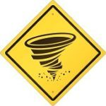Tornado Warning Sign